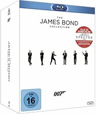 JAMES BOND 007: THE COLLECTION (23 Blu-ray Discs + Bonus Disc) NEU+OVP