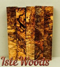 Mango Burl Exotic Wood Pen Blanks Reel Seats  PB8782