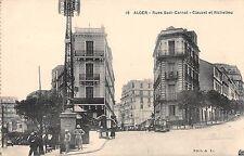 BF8585 rues sadi carnot clauzet et richelieu algeria     Algeria