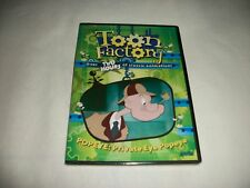 Brand New DVD - Toon Factory - Popeye: Private Eye Popeye