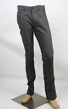 New Bottega Veneta Men's Gray Cotton Linen Casual Pants IT 50/US 34 330316 2015