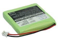 Batería de Ni-Mh de Audioline Verve 410 Negro Vtech Vt1100 Verve 410 SMS Nuevo