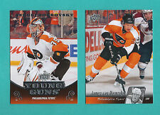 2010-11 Upper Deck Hockey BASE, STARS & ROOKIES - You Pick To Complete Your Set