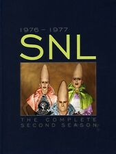 Saturday Night Live: The Complete Second Season [8 Disc (2007, REGION 1 DVD New)