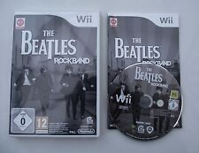 THE BEATLES WII