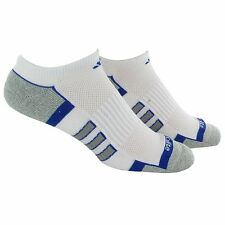 Adidas Socks 2 Pair Pack Men's Performance Socks No Show Climalite sizes 6-12