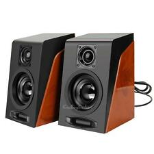 New MiNi Creative  Subwoofer Restoring Ancient Ways Desktop Speakers Small Size