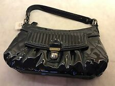NWT AUTHENTIC COACH 18671 NAVY PATENT LEATHER - Retail $228