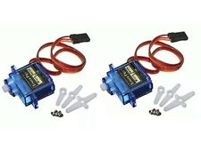 2X Tower Pro SG-90 9g Micro Servo for RC Helicopter Plane Boat Car