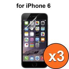 """3X Slim Front Matte Anti-glare Screen Protector Guard For Apple iPhone 6 4.7"""""""