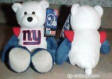 New York Giants NFL Team bears  QTY of 2 -  GREAT GIFT IDEAL