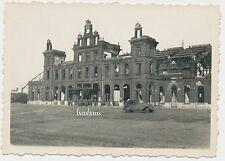 Foto Frankreich Bahnhof Calais  1941   2.WK  (B808)