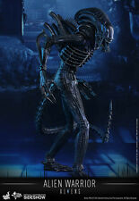 "Hot Toys ALIENS 1986 Movie ALIEN WARRIOR 14"" Action Figure 1/6 Scale MMS354"