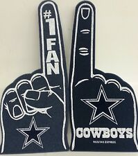 NFL Foam Finger, Dallas Cowboys, NEW