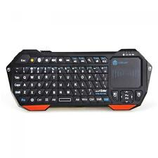 Bluetooth Wireless Keyboard W/ Mouse Touchpad For Google Nexus 7 Android TV Box