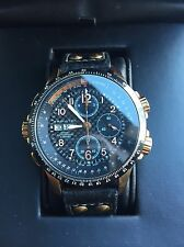 Hamilton X-Wind Chronograph Automatic Rose Gold Carbono
