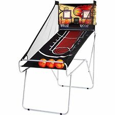 Basketball Game Indoor Electronic Arcade Game Sports Kids 2 Player Christmas New