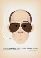 Fear and Loathing Cigarette Holder/Filter Made Famous by Hunter S. Thompson