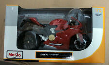 MAISTO 1:12 ducati 1199 PANIGALE MOTORCYCLE/BIKE DIECAST MODEL/TOY Freeshipping