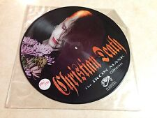 Christian Death The Iron Mask Picture Disc 1992 (Tags: Bauhaus Sisters of Mercy)