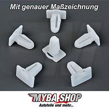 20x Einstiegsleiste Befestigung Clips Kantenschutz Einstiegleisten BMW #Neu#
