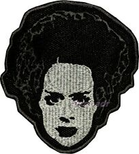 Bride of Frankenstein Embroidered Patch Karloff Horror Movie Universal Monsters