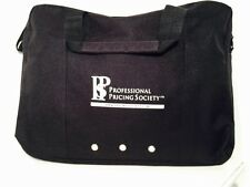 """Messenger / Shoulder Bag Soft Canvas with Pockets 12"""" x 15"""" New"""