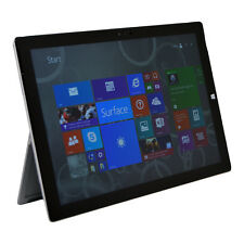 Microsoft Surface Pro 3 64GB Storage, 4GB RAM, Intel® Core™ i3 Silver