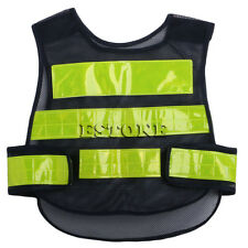 High Visibility Reflective Safety Security Vest Construction Traffic/Warehouse