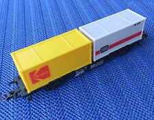 Faller AMS 444 Vagoni con contenitore RAR