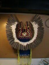 Native American Bustle Imitation Immature Golden Eagle Feathers Powwow Regalia
