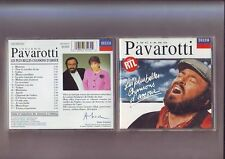 cd -  luciano pavarotti - les plus belles chansons d'amour