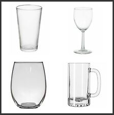 Drinking Glasses with Personalized Etching - ANYTHING YOU WANT ON IT