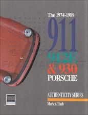 Porsche 911 930 Authenciticy Guide 1988 1987 1986 1985 1984 1983 1982 Body Trim