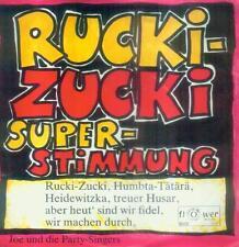 """7"""" Joe & Die Partysingers/Rucki Zucki Super Stimmung"""