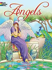 Angels Coloring Book (Dover Coloring Books), New, Free Shipping
