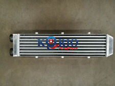 "Universal Alluminio Turbo Intercooler 550x140x70 mm 2,2"" I/O on One Side"
