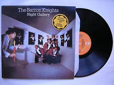 The Barron Knights - Night Gallery, Epic EPC-83221 Ex+ Condition Vinyl LP Signed