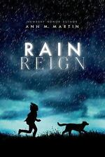 Rain Reign (Ala Notable Children's Books. Middle Readers), Martin, Ann M., Good