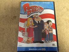 * DVD TV NEW SEALED * AMERICAN DAD VOLUME ONE *