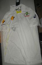 Steve Smith (Australian Test Captain) signed 2015/15 Test Match Shirt + COA