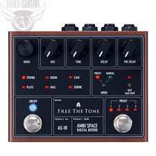 NEW! Free The Tone AS-1R AMBI SPACE Digital Reverb