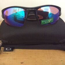 OAKLEY - BNWT - Flak Jacket XLJ Sunglasses - Polished Black w Prizm Golf Lenses