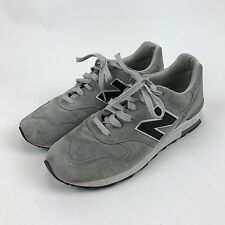 New Balance X J Crew M1400G Raw Steel 1400 Made In USA Mens Sz 12 Fast Ship
