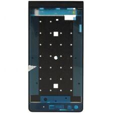 COVER ORIGINALE Huawei Ascend P7 MINI FRONTCOVER PARTE ANTERIORE NERA