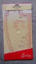 Sew Easy Curve Ruler - metric & imperial