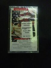 KISS MY A*S ULTRA RARE SEALED USA CASSETTE TAPE!