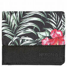 Nixon Atlas Showdown Nylon Bi-Fold Wallet (Multi)