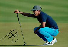 Thorbjorn OLESEN SIGNED Autograph World Golf Matchplay Photo AFTAL COA