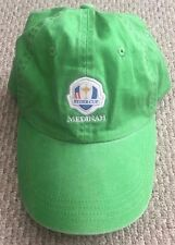 2012 RYDER CUP Green Medinah Country Club GOLF HAT Miracle Meltdown USA Europe